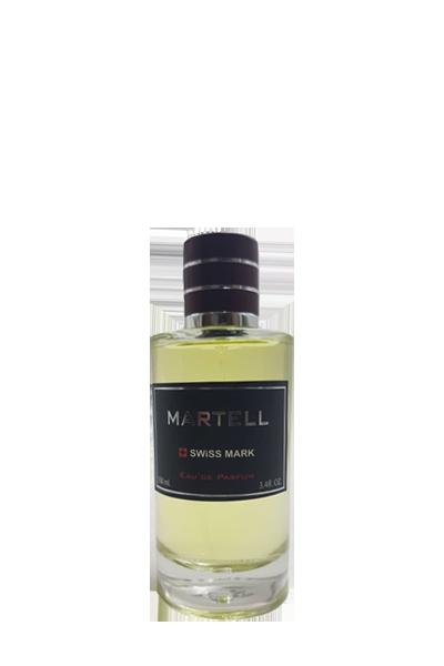 ادوپرفیوم مردانه سوئیس مارک مدل Black Collection Martell حجم 100 میلی لیتر