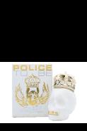 ادوتویلت زنانه پلیس مدل TO BE THE QUEEN حجم 75 میلیلیتر