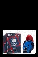 ادوپرفیوم مردانه پلیس مدل Police To Be Rebel حجم 75 میلیلیتر